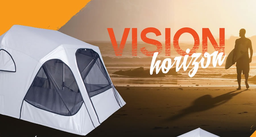 Our New Model Release which features a soft tent no hard shell read more & James Baroud Rooftop Tents