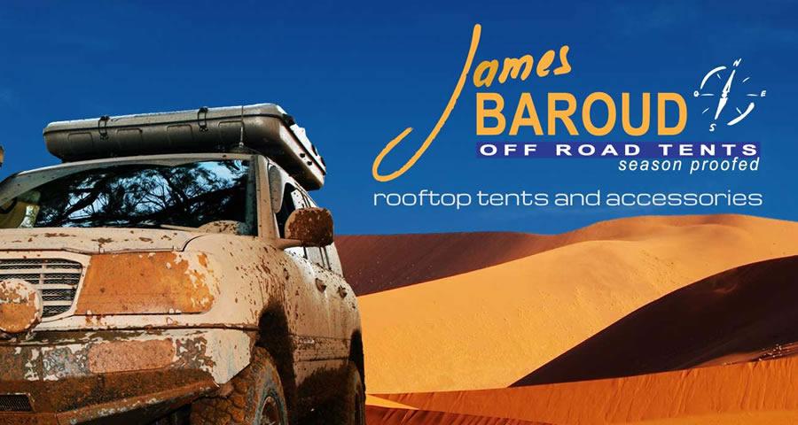 James Baroud Rooftop Tents